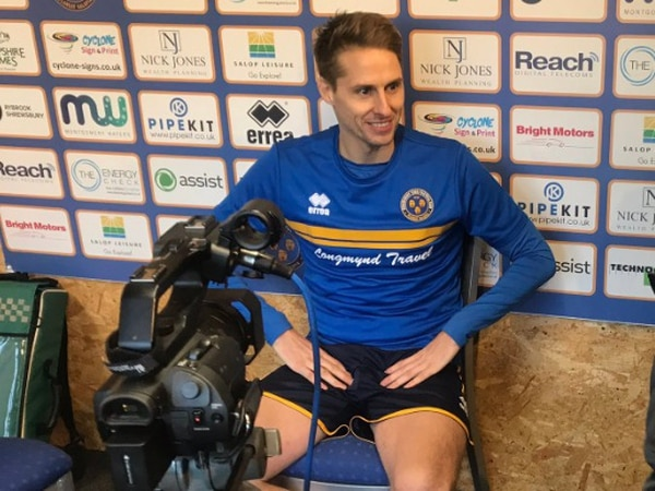 Dave Edwards Shrewsbury press conference - As it happened