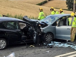 Driver killed in horror crash near Bridgnorth named