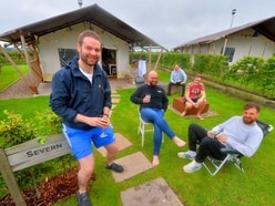 Carry on camping: Shropshire holiday park busy again with post-lockdown staycationers