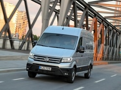 First Drive: Volkswagen's e-Crafter is an eco-friendly, yet practical workhorse