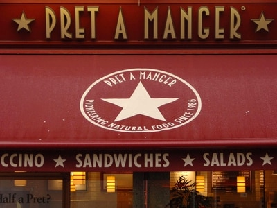 Pret a Manger to open Shrewsbury store