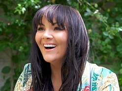 A perfect moment for Martine McCutcheon ahead of Shrewsbury gig