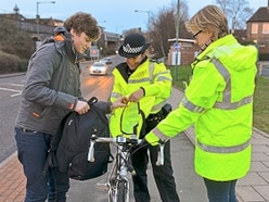 Shropshire police: Shining (blue) light on how we serve you all