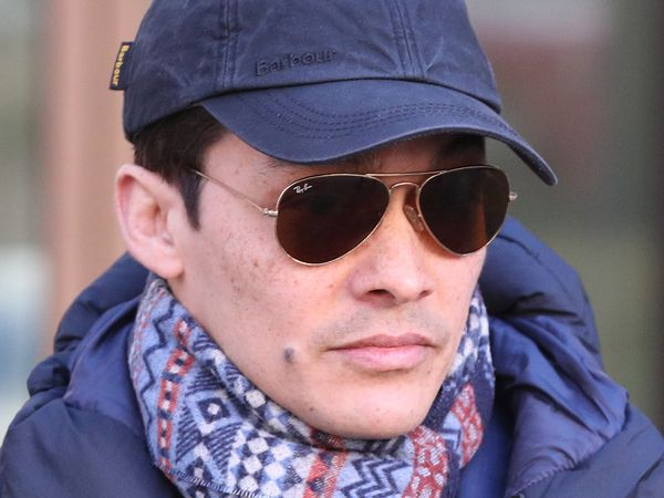 Former English National Ballet principal Yat-Sen Chang, leaves court at a previous hearing (Jonathan Brady/PA)