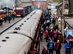 Severn Valley Railway's £2.5 million target is on track