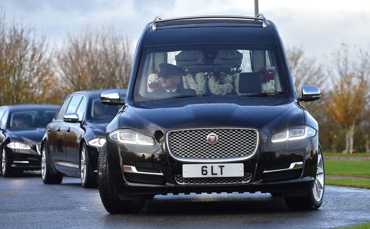 Dalian Atkinson's funeral