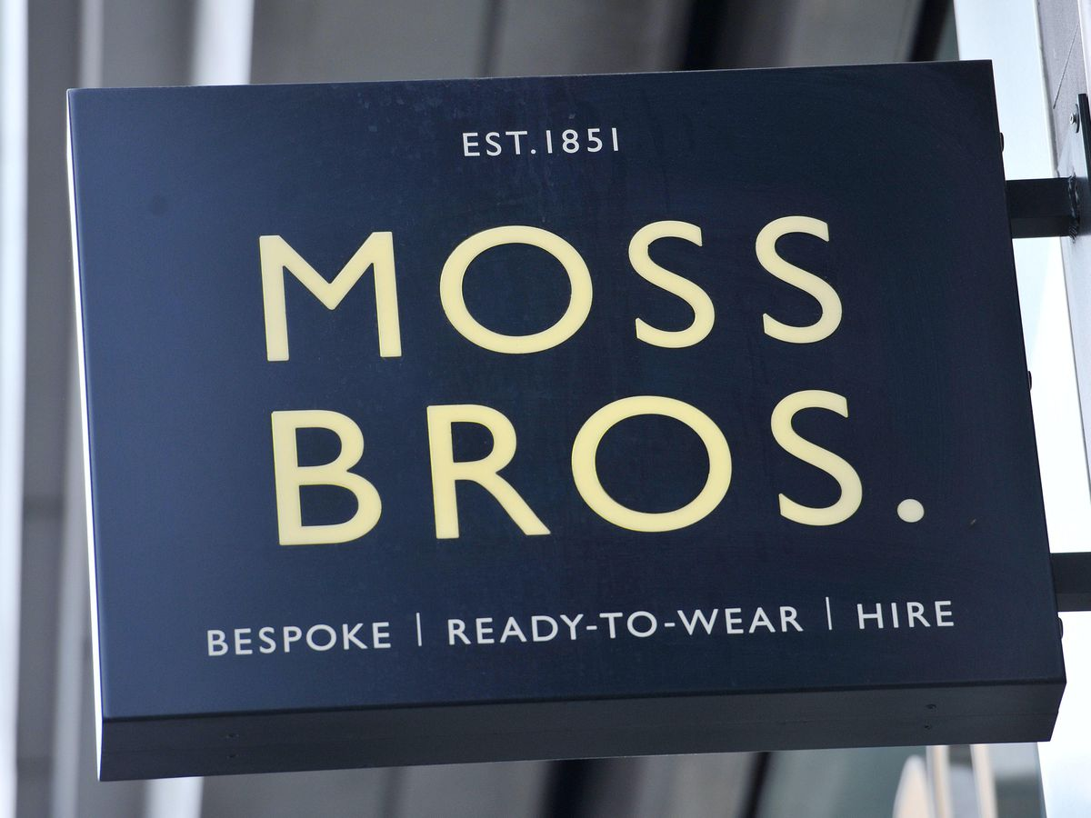 Moss Bros launches restructuring after closures and cancelled events hit sales