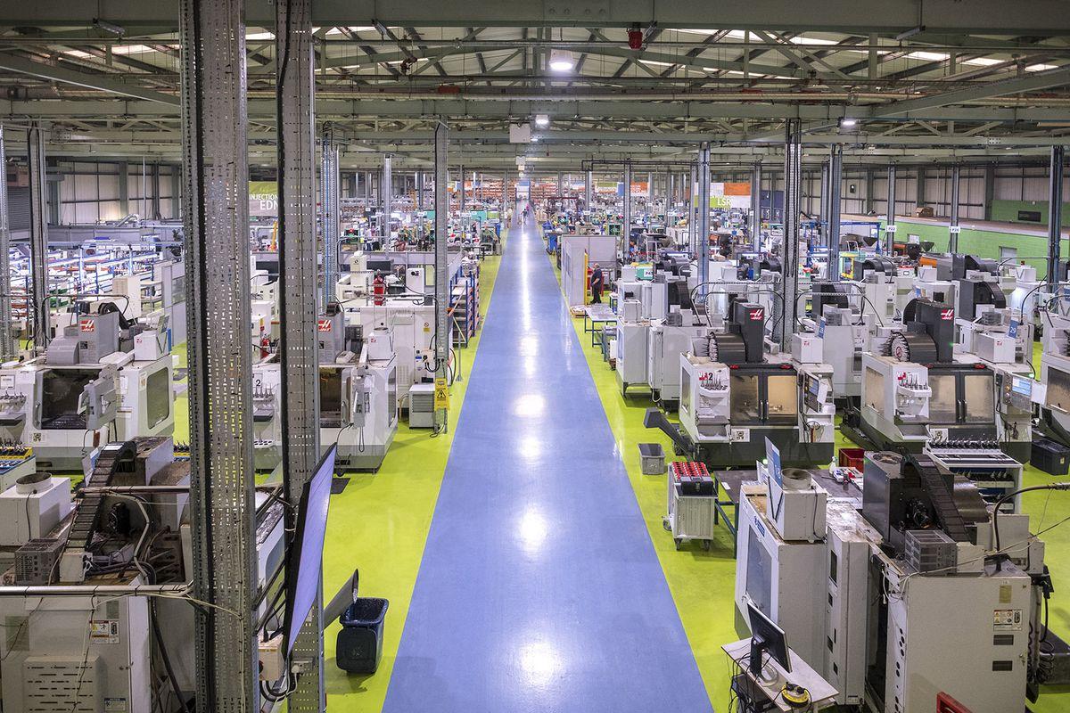 Factory in Telford