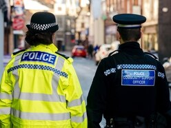 Rise in assaults on police officers in Shropshire during lockdown