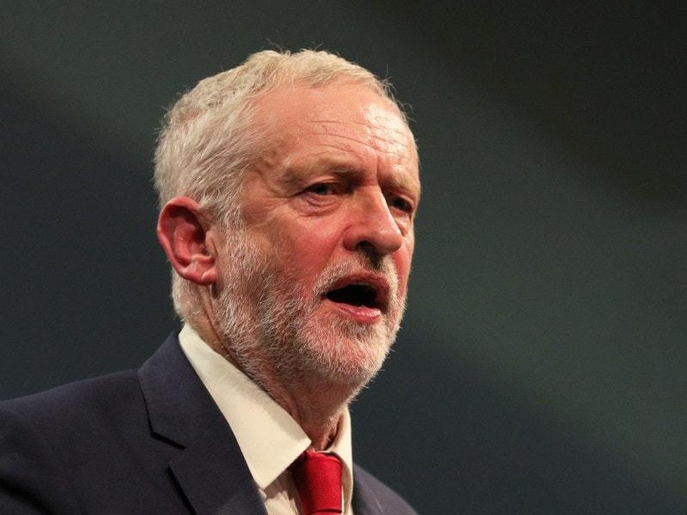 Jeremy Corbyn Refuses To Rule Out Supporting Second EU Referendum