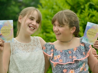 Happiness is – Shropshire pals join forces to help others by bringing out book