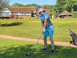 Katrina on course for golf return