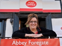 The Shropshire post office delivering smiles and a first-class service in tough times