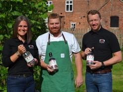 Shropshire gins to be released thanks to new partnership