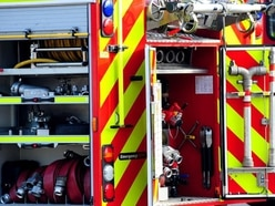 Telford fire crew rescues teenager trapped in baby swing