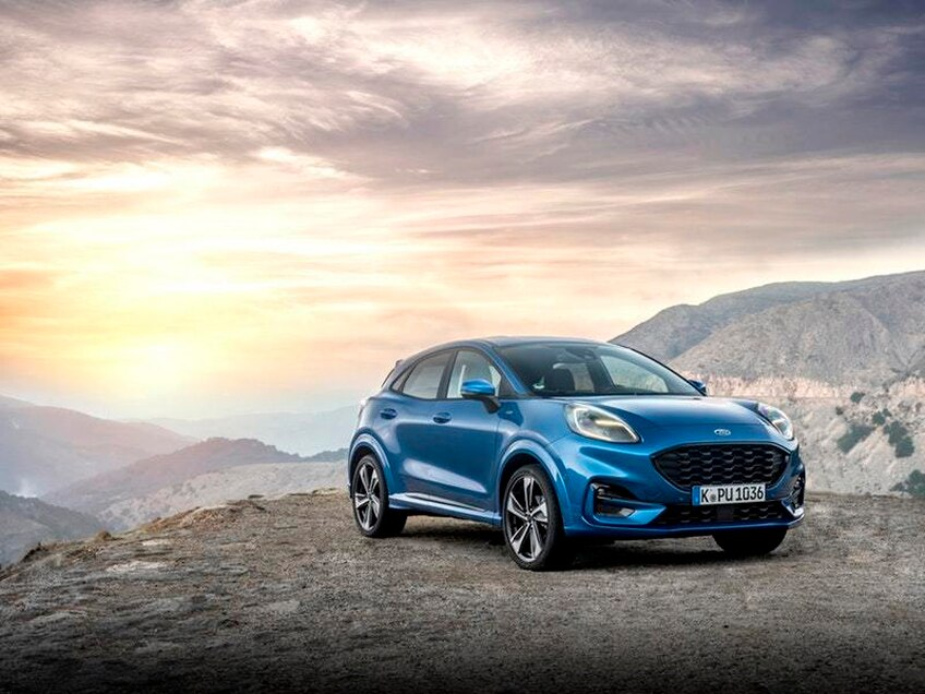 First Drive: The Ford Puma makes a case for itself at the top of the crossover segment