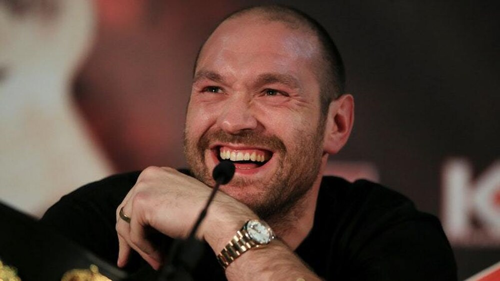 Tyson Fury free to resume boxing career after doping ban