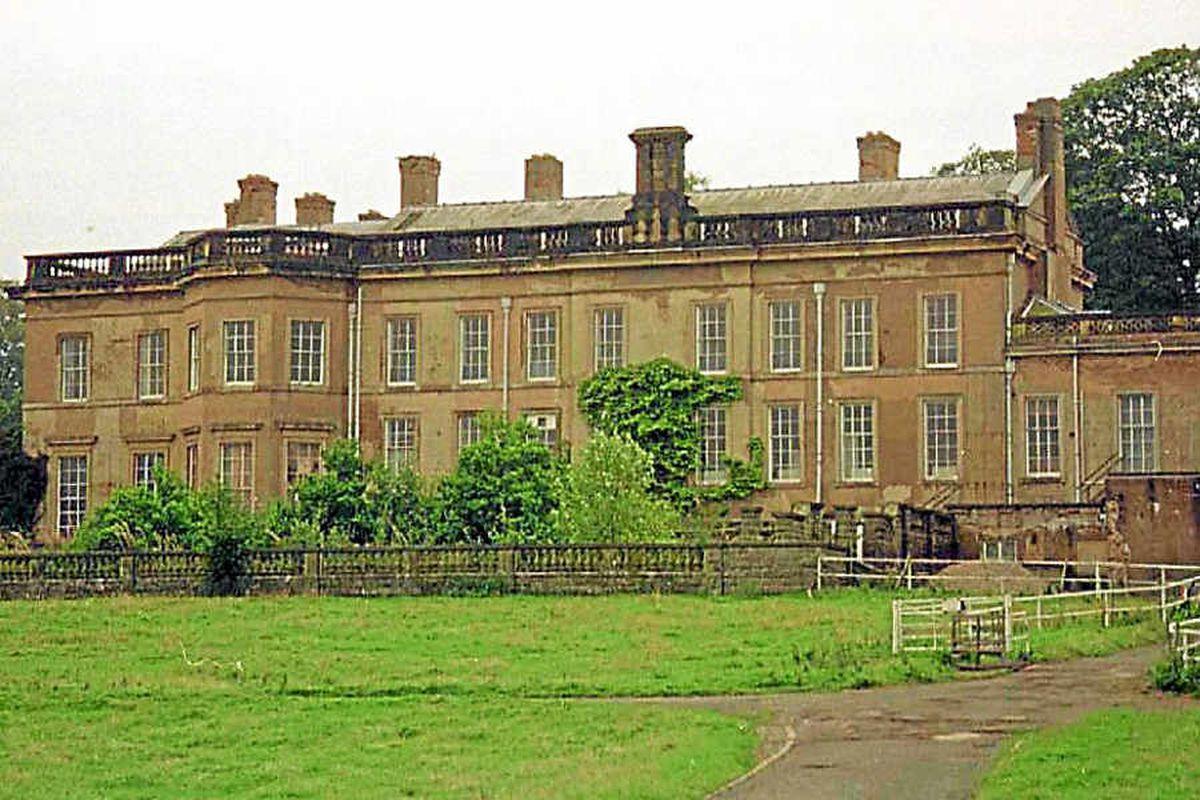 The Brogyntyn estate is on sale for £5 million