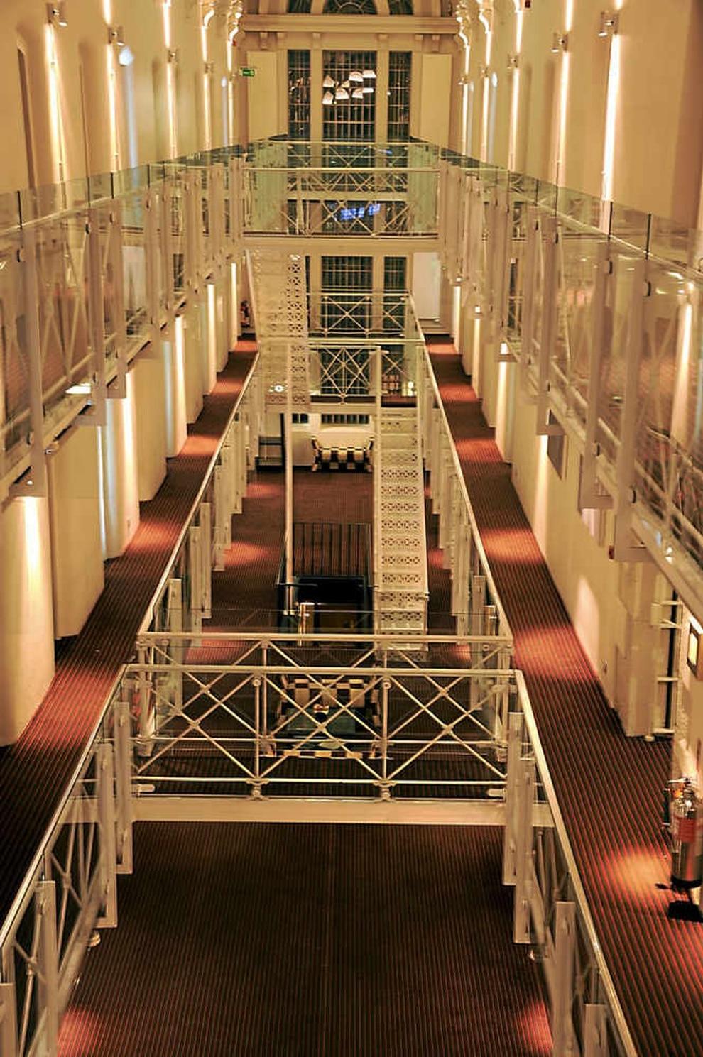 Hmp Oxford Hotel An Inspiration For Shrewsbury Dana Prison