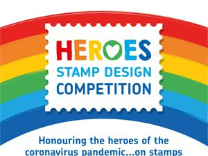 Children's stamp competition