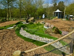 Telford Town Park voted best in the Midlands