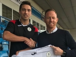 AFC Telford United complete signing of experienced Brackley midfielder Adam Walker