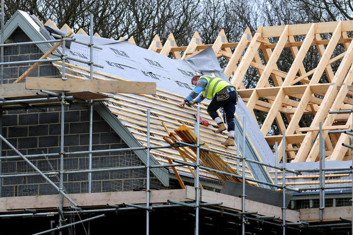 Shropshire being 'punished' with unwanted new housing - claim