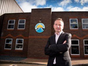 Michael Harte, managing director at Bridge Cheese in Telford