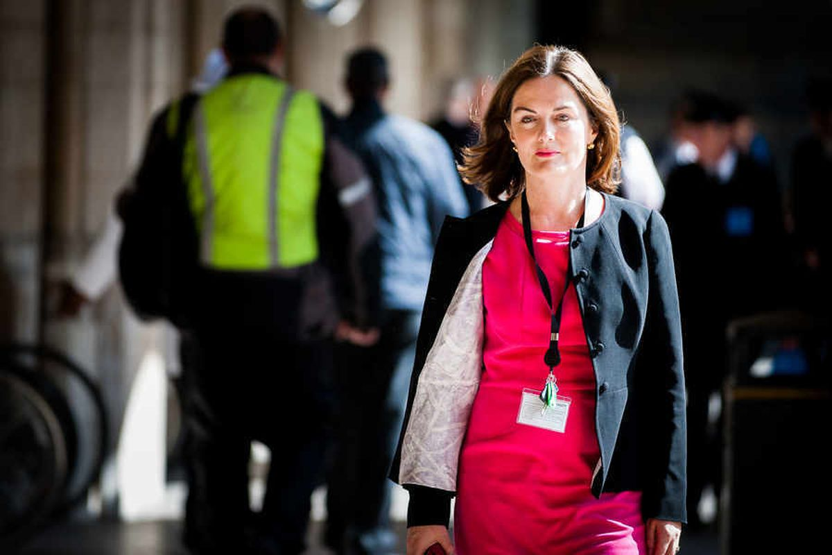 Ex-staff member lifts lid on Telford MP Lucy Allan's office