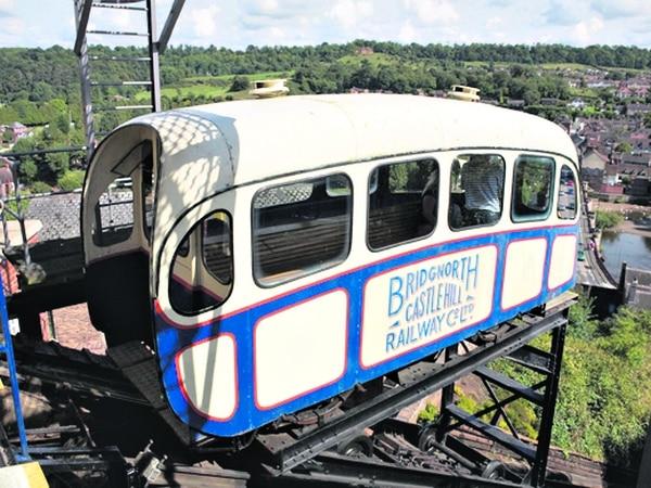 Bridgnorth Cliff Railway to close for 10 days for vital maintenance work