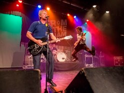 Shrewsbury, Bilston and Birmingham shows for From The Jam