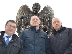Knife angel could go to Midlands