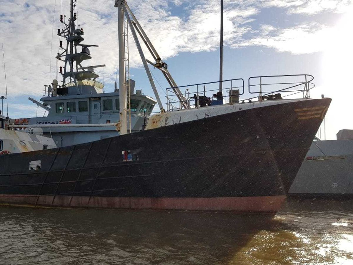 Boat intercepted by Border Force