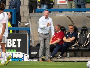 AFC Telford United Interim Manager Dennis Greene