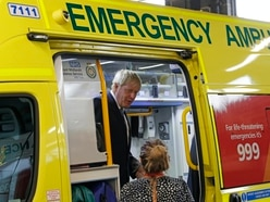 Johnson announces £300m for NHS upgrades to cope with winter pressures