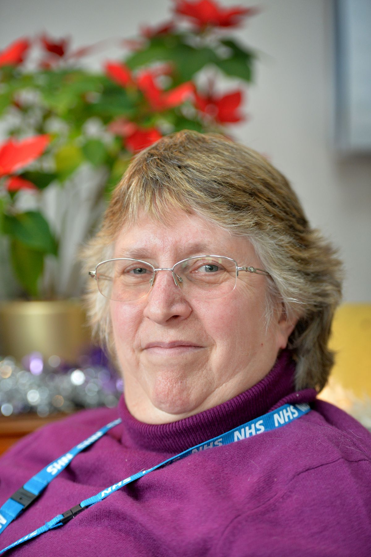 Sarah Clarke from Hodnet has been given an MBE in the New Year Honours for her services during the pandemic.