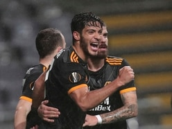 Raul Jimenez happy at Wolves but open to future Spain return