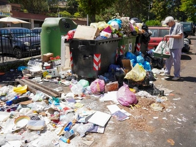 Rome doctors warn of health hazards amid waste emergency