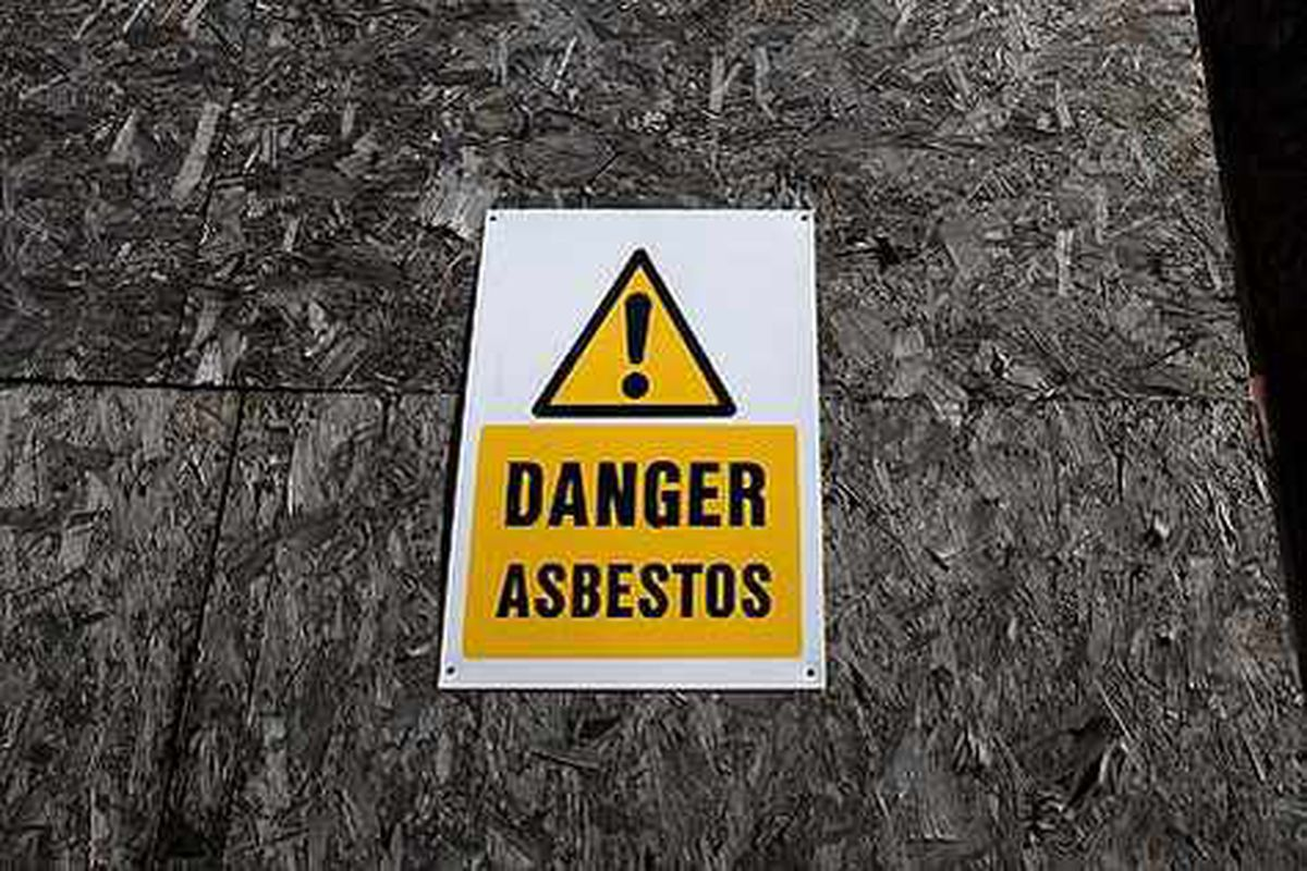 Asbestos present in hundreds of buildings in Shropshire