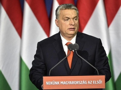 'Christianity is Europe's last hope,' Hungary's prime minister says