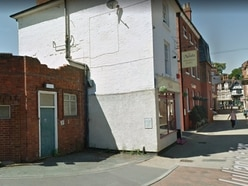 Former public toilet to become takeaway in Shrewsbury town centre