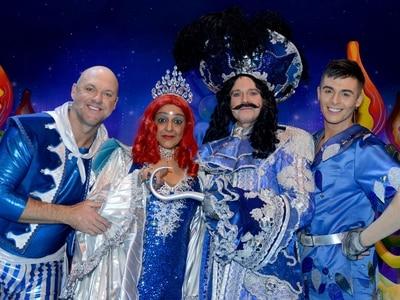 Darren Day sails onto panto stage in Birmingham