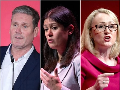 Labour leadership hopefuls clash over party's anti-Semitism crisis