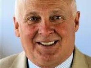 Cllr John Morris.