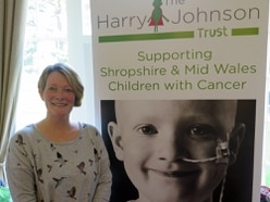 Cancer charity's support for Shrewsbury family inspires fundraiser