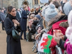 Meghan Markle hails 'amazing' Wales during royal visit with Prince Harry