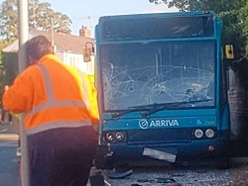 Safety calls after bus collides with schoolgirls in Dorrington