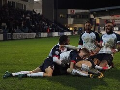 Bernard McNally: Good to see AFC Telford back on track