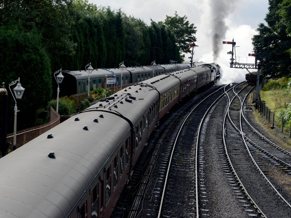 Filming to close part of Severn Valley Railway