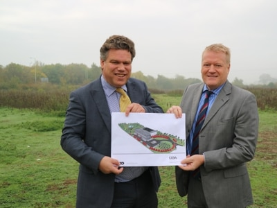 Smoke detector firm to create extra jobs with new Oswestry HQ